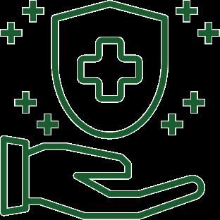 safe hands logo